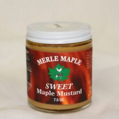 Merle Maple Sweet Maple Mustard 7.5 OZ