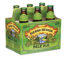 Sierra Nevada Pale Ale / 6-pack bottles