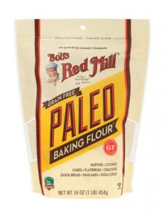 Bob's Red Mill Grain Free Paleo Baking Flour 16 oz Bag