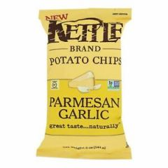 Kettle Parmesan Garlic Potato Chips 5 OZ