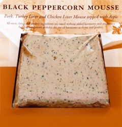 Alexian Black Peppercorn Mousse Pate