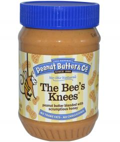 Peanut Butter & Co The Bee's Knees Peanut Butter 16 oz