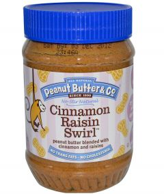 Peanut Butter & Co Cinnamon Swirl Peanut Butter 16 oz