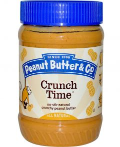 Peanut Butter & Co Crunch Time Peanut Butter 16 OZ