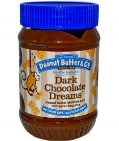 Peanut Butter & Co Dark Chocolate Dreams Peanut Butter 16 oz
