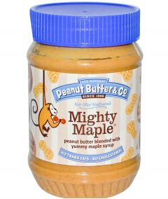 Peanut Butter & Co Mighty Maple Peanut Butter 16 oz