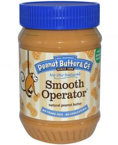 Peanut Butter & Company Smooth Operator Peanut Butter 16 oz