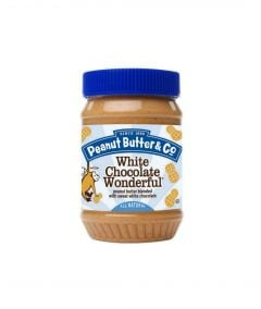 Peanut Butter & Co White Wonderful Chocolate Peanut Butter 16 oz