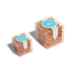 Sugarfina Peach Bellini Large Cube