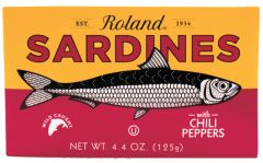 Roland Sardines with Chili Pepper