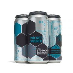 Industrial Arts Brewing Pocket Wrench / 4-pack cans