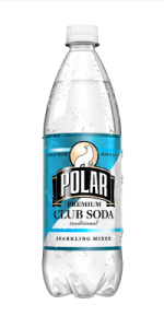 Polar Club Soda 1 L.