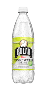 Polar Diet Lime Tonic 1 L.