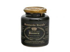 Pommery Moutarde Royale Cognac Mustard 8.8 OZ