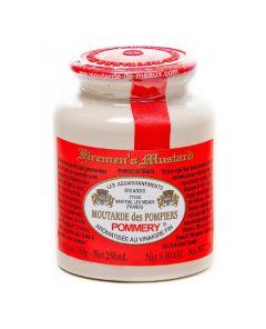 Pommery Fireman Mustard 8.8 OZ