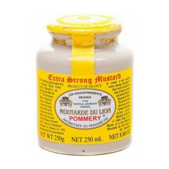 Pommery Extra Strong Lion Mustard 8.8 oz