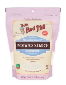 Bob's Red Mill Potato Starch 22 oz Bag