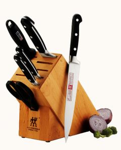 Zwilling JA Henckels Pro S 7PC Block Set