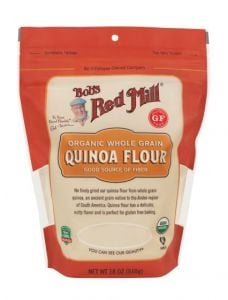 Bob's Red Mill Quinoa Flour 18 oz Bag