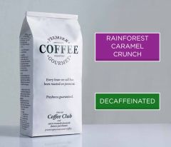 Decaf Rainforest Caramel Crunch / 1 lb.