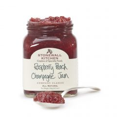 Stonewall Kitchen Raspberry Peach Champagne Jam 13 OZ