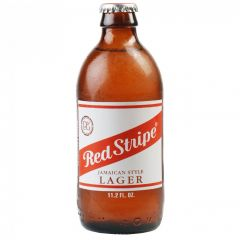 Red Stripe / 6-pack bottles