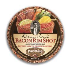 Demitris Bacon Rim Shot Rimmer 4 oz