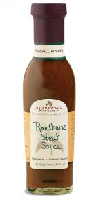 Stonewall Kitchen Roadhouse Steak Sauce 11 oz
