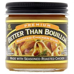 Better Than Bouillon Roasted Chicken Base 8 oz Jar