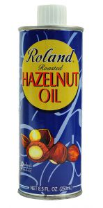Roland Hazelnut Oil 8.5 OZ