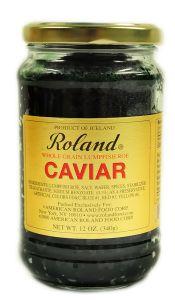 Roland Black Lumpfish Caviar 12 OZ