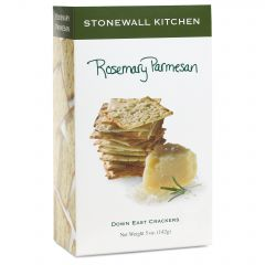 Stonewall Kitchen Rosemary Parmesan Crackers 5 oz