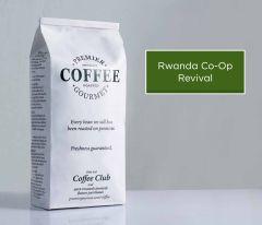 Rwanda Co-Op Revival / 1 lb. (Fair Trade)
