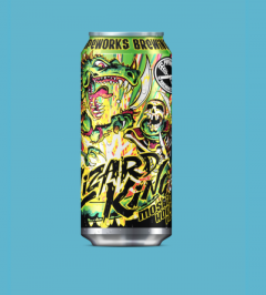 Pipeworks Brewing Company Lizard King / 4-pack cans