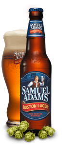 Sam Adams Boston Lager / 12-pack bottles