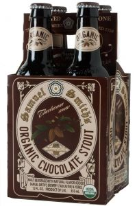 Samuel Smith's Organic Chocolate Stout / 4 Pack of Bottles