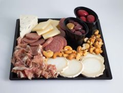 Savory Favorites Meat and Cheese Tray (Serves 6-10)
