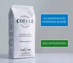 Decaf Scandinavian Morning Blend / 1 lb.