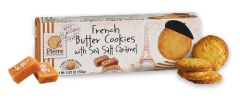 Pierre Biscuiterie Sea Salt Caramel Butter Cookies
