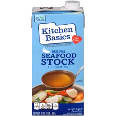 Kitchen Basics Seafood Stock 32 oz
