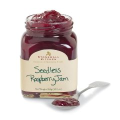 Stonewall Kitchen Red Raspberry Seedless Jam 12.5 OZ
