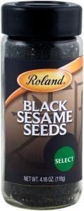 Roland Black Sesame Seed