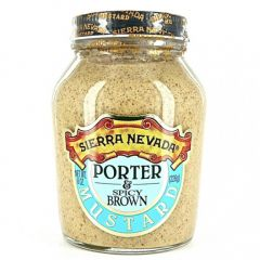 Sierra Nevada Porter & Spicy Brown Mustard 8 oz