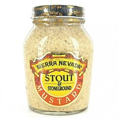 Sierra Nevada Stout & Stone Ground Mustard 8 OZ