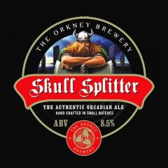 Orkney Skull Splitter / 4-pack of bottles