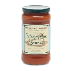 Stonewall Kitchen Sloppy Joe Simmering Sauce 19 oz