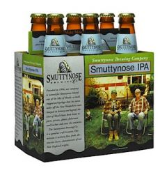 Smuttynose Finestkind IPA / 6-pack bottles