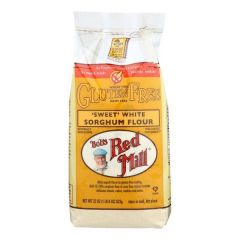 Bob's Red Mill Gluten Free Whole Grain Sorghum Flour 22 oz Bag