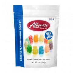 Albanese Sour Gummi Bears - 9 oz Bag