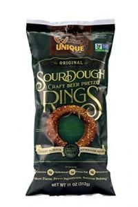 Unique Sourdough Craft Beer Ring Pretzel 11 OZ